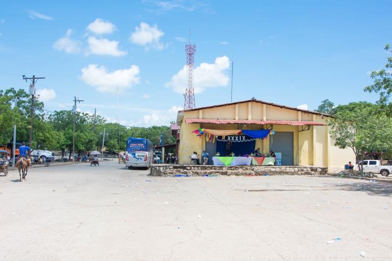 ホンジュラス/ニカラグア国境|グアサウレ