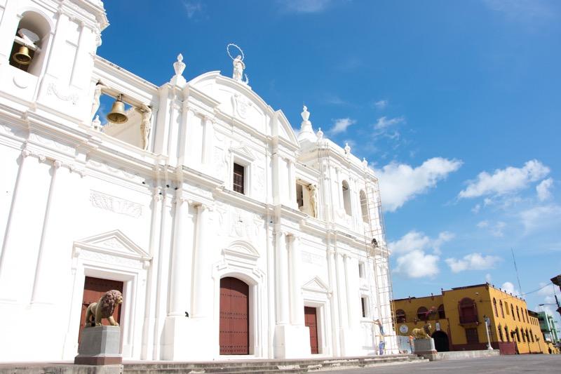 ニカラグア・レオン カテドラル
