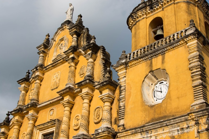 ニカラグア・レオン レコレクシオン教会