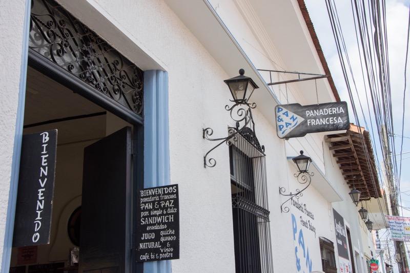 ニカラグア・グラナダ|パン屋