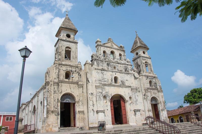 ニカラグア・グラナダ|グアダルーペ教会