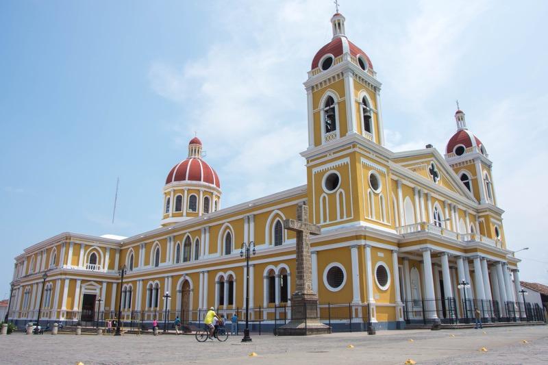 ニカラグア・グラナダ|カテドラル