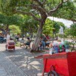 グラナダの旅まとめ。中米一大きい湖ニカラグア湖畔にあるコロニアルな街。のんびりしていて治安も問題無し。観光スポットも紹介。
