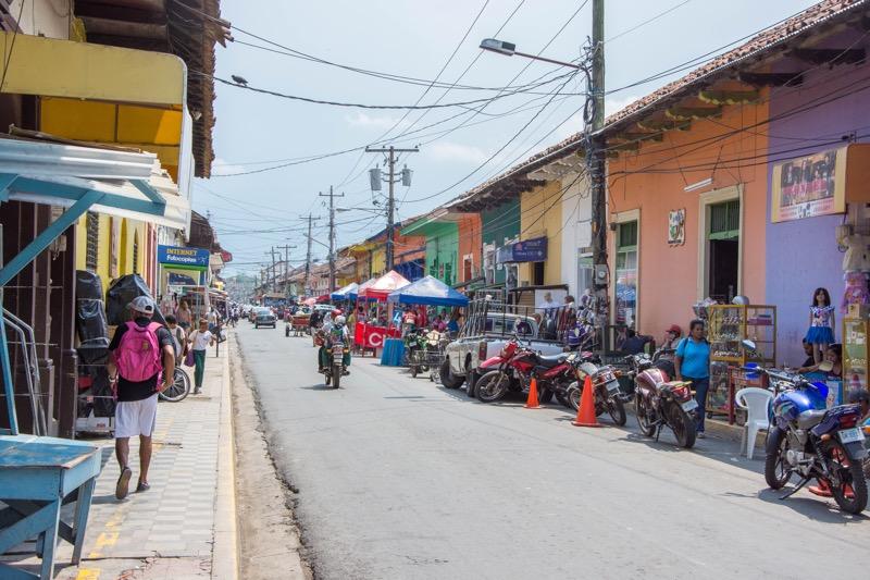 ニカラグア・グラナダ