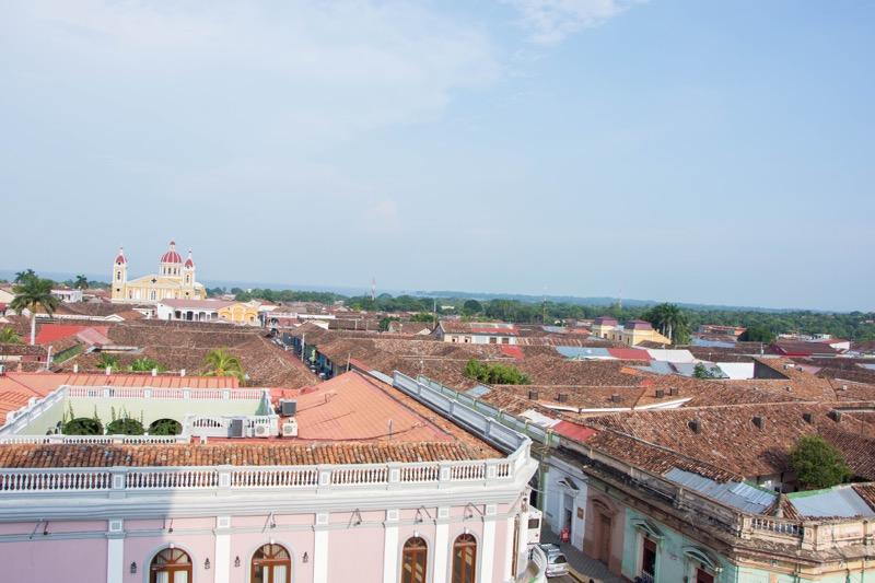 ニカラグア・グラナダ|メルセー教会