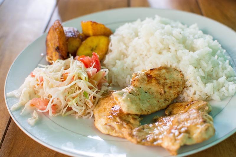 ニカラグア・グラナダの食事情