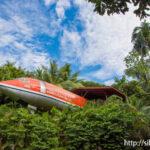 世界のユニークホテル第2弾|飛行機に泊まれる!コスタリカにあるBoeing727を改装したホテル「Costa Verde」