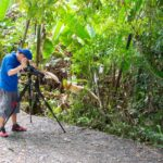 マヌエル・アントニオ国立公園へ。野生のナマケモノが見られてビーチで海水浴・森林浴も楽しめる。コスタリカで最も人気のある国立公園。