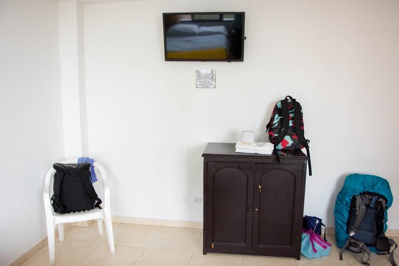 ポパヤンの安宿|「HOTEL ALCALA COLONIAL」
