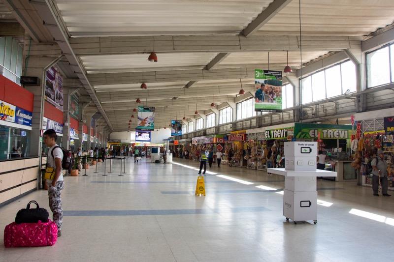 ポパヤン|バスターミナル