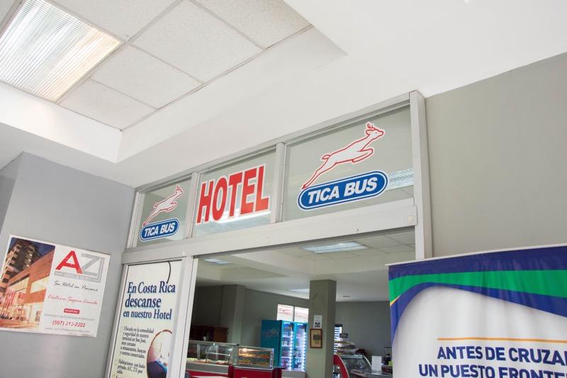サンホセ|TICAバスターミナル