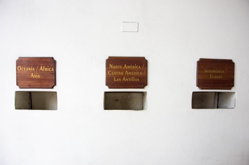 サンホセ 中央郵便局