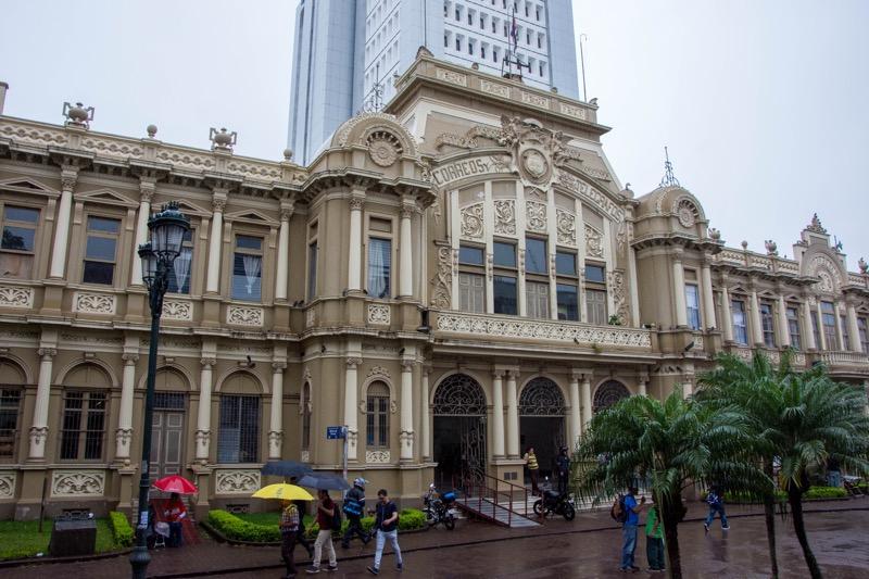 サンホセ|中央郵便局