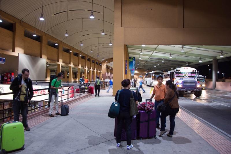 パナマシティ|バスターミナル
