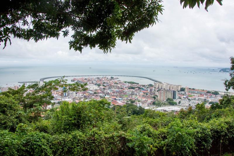 パナマシティ|アンコンの丘