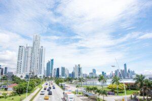 パナマシティ|高層ビル群
