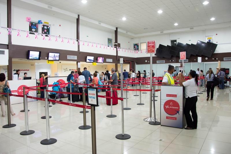 パナマシティ アルブルック空港