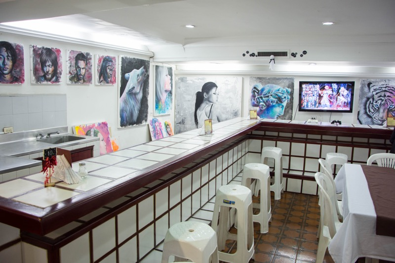 メデジンのメイドカフェ「HAIKU Cafe Maid」