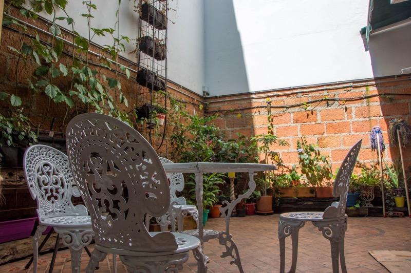 メデジンの安宿 日本人宿「Casa Shuhari Medellin(シュハリ)」