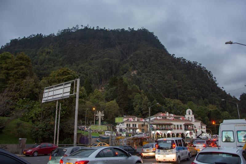 ボゴタ|モンセラーテの丘への行き方