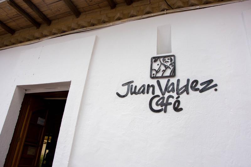 ボゴタ|Juan Valdez Cafe