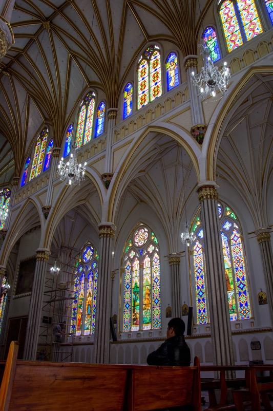 コロンビア・イピアレス|ラス・ラハス教会