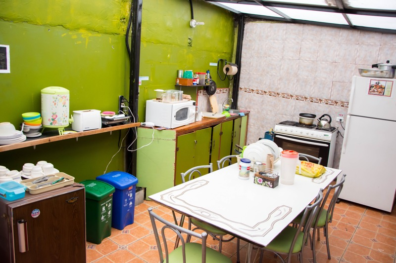 キトの安宿 Color House Petite