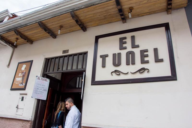 クエンカ|EL TUNEL