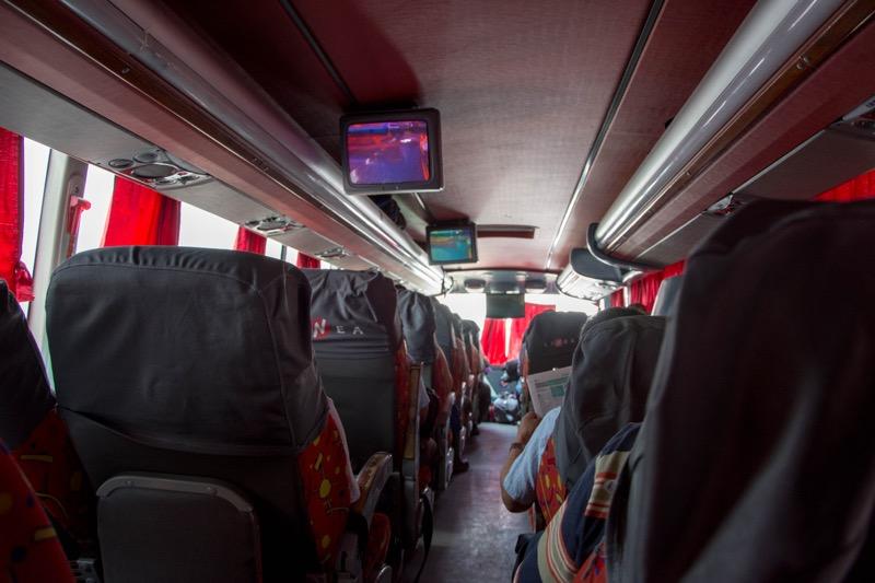 ペルー|チクラヨ→カハマルカ