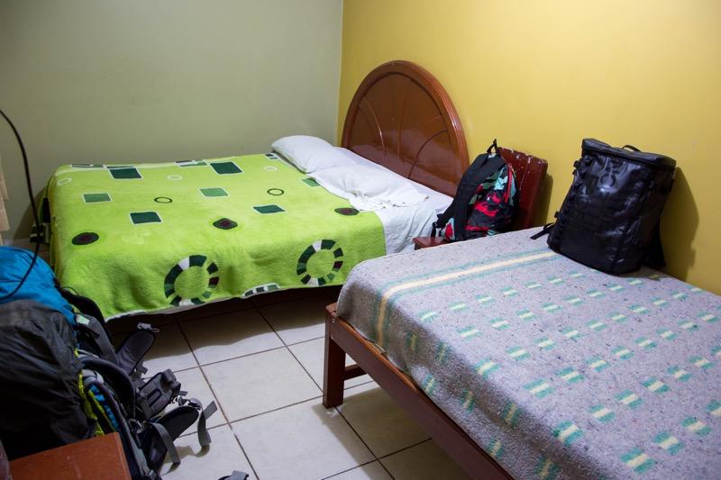 カハマルカの安宿|Hostal Los Graciares