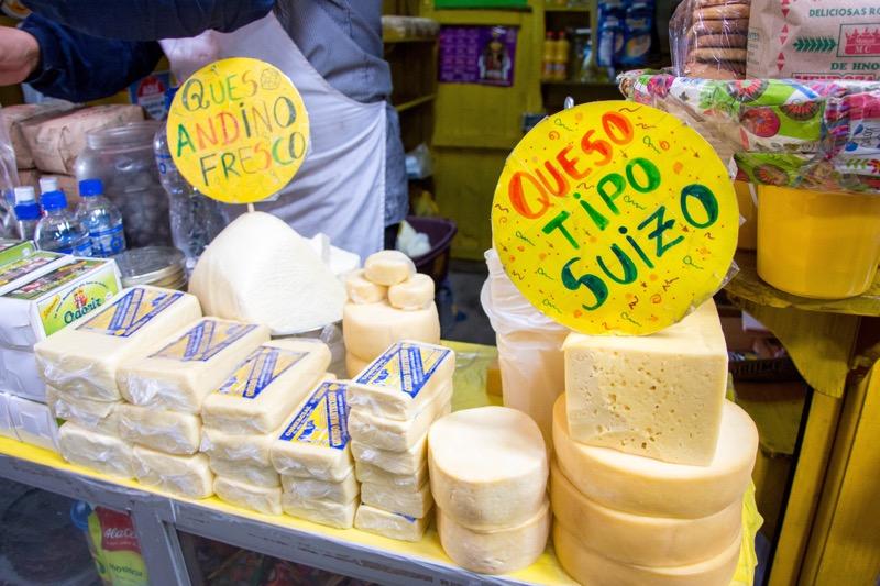 カハマルカ|チーズ