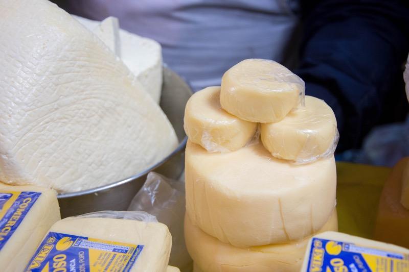 カハマルカ チーズ