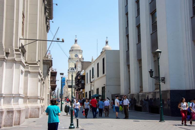 リマ|旧市街