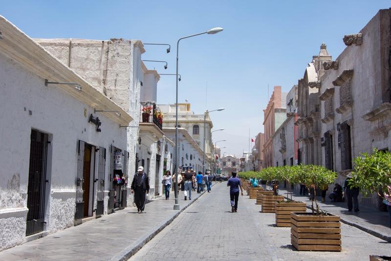 アレキパ|街並み
