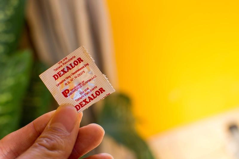 ペルー|蕁麻疹の薬