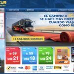 飛行機並みのサービスで高コスパ!ペルーの長距離バスは「Cruz del Sur(クルス・デル・スール)」で決まり!安くチケットが購入出来るインターネット予約方法も紹介。