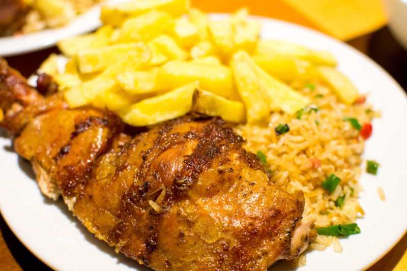 ウルバンバ|チキン屋