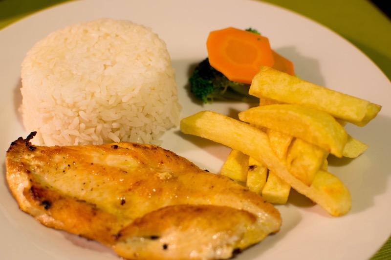 オリャンタイタンボ|食事情