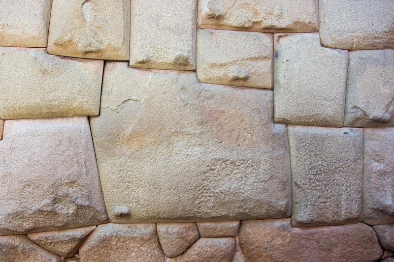 クスコ|12角の石