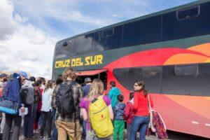 ペルーのルート|クスコ→プーノのバス「クルス・デル・スール」