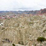 ラパス|B級な観光地「月の谷」への行き方。