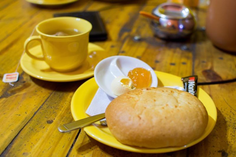ウユニ|早朝のカフェ
