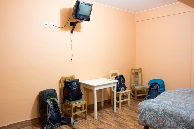 ウユニの安宿「Hotel Avenida」
