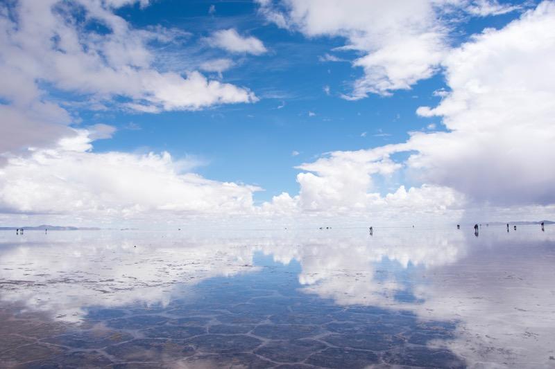 ウユニ塩湖|1日ツアー