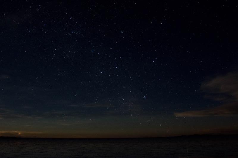 ウユニ塩湖|星空