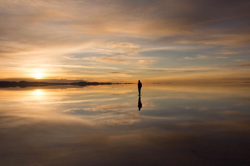 ウユニ塩湖|サンライズツアー