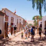 世界一乾燥した街アタカマの周辺情報と最安レベルの安宿「VILACOYO HOSTAL」