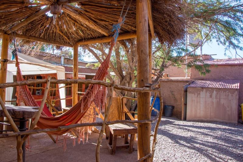 アタカマの安宿|VILACOYO HOSTAL
