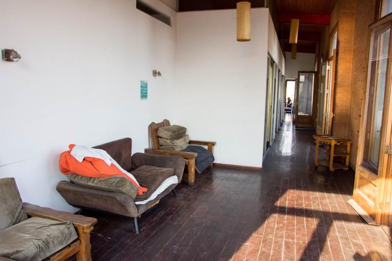 サンティアゴの安宿「Plaza de Armas Hostel」