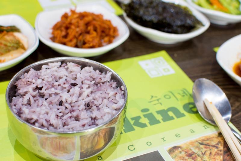 サンティアゴ|韓国料理